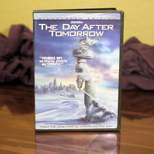 The Day After Tomorrow (Widescreen DVD, 2004) Very Good Condition