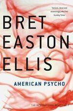 New listing American Psycho By Bret Easton Ellis- Paperback