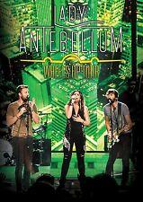 LADY ANTEBELLUM WHEELS ON TOUR DVD (November 13th 2015)