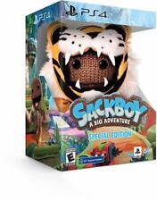 Sackboy: una gran aventura Edición Especial-PlayStation 4 incluye actualización PS5