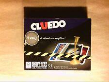 JEU DE SOCIETE / CLUEDO DE VOYAGE / NEUF SOUS CELLO