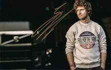 Guy Martin Signed 2015 Red Torpedo 16 x 12 picture & we can show you proof