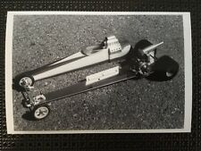 Vintage 1/8 Early Thorp RC Dragster Drag Car Racing Product Catalog Photo
