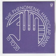 (GS197) The Phenomenal Handclap Band, 15 To 20 - 2009 CD