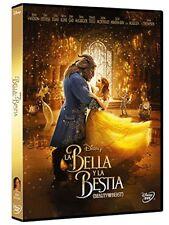 LA BELLA Y LA BESTIA DVD EDICION 2017 LA PELICULA NUEVO ( SIN ABRIR )
