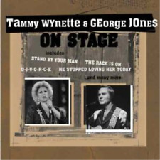 On Stage - Tammy Wynette & George Jones (1998) CD