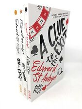 Edward St Aubyn 3 Books Collection Set, Lost For Words, On The Edge ...