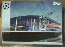 CAR1 National Stadium Cardiff 2016/2017 Topps Champions League Stickers