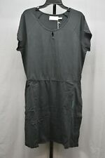 Aventura Clothing Tansy Organic Cotton Blend Dress, Women's Size XL, Black NEW