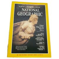 Vintage National Geographic Magazine Volume 163 No 3 March 1983 Mint Condition