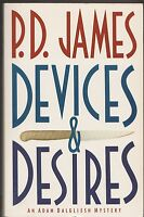 Devices and Desires P.D. James An Adam Dalgliesh Mystery trade paperback good