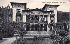 AK, Foto, Bad Schandau, Hotel Sendig, 1926 (D)5026-7