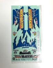 Original TAMIYA 1/18 RC PICK-UP TRUCK TLT-1 ROCK BUSTER 47201 Decal NEW!