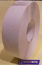 ANTI SLIP TAPE High Grip Adhesive Backed Non Slip Safety Floor Steps 18m clear