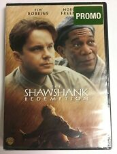 The Shawshank Redemption Dvd Factory Wrapped ~ Promo Copy ~ Rare