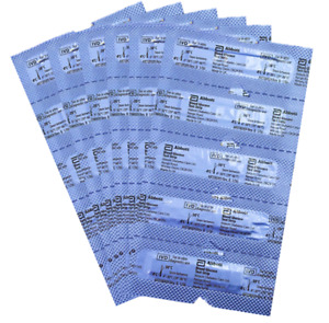 30 Precision Xtra Blood Glucose Test Strips, Factory-sealed (Unboxed)