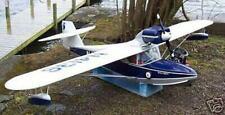 Kingfisher Anderson Airplane Desktop Wood Model Big New