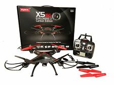 Syma X5SC EXPLORER 2.4G 4CH 6-Axis Gyro RC Headless Quadcopter HD Camera BLACK