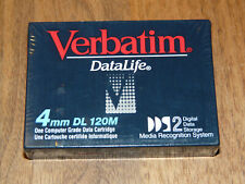 Verbatim Datalife 4mm-DL 120M Cartridge DDS2 neu in Folie