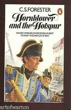 HORNBLOWER & THE HOTSPUR - British RN Napl sea novel- C S Forester     UK SB VG