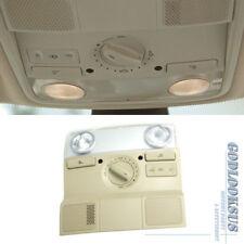 Beige For VW Jetta Golf Passat OEM Light Reading Lamp Sunroof Switch Map Dome