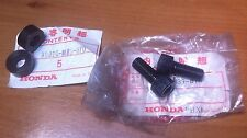 GENUINE HONDA  GL1100 GOLDWING 1982-1983 RADIO SWITCH BOLTS AND COLLARS  NOS