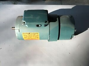 RELIANCE ELECTRIC S2000 1HP 1725 RPM 3 PHASE REFURBISHED