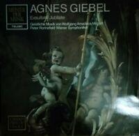 Exsultante Jubilate, Giebel -  Mozart - Ronnenfeld, Wiener Symphoniker LP 138503