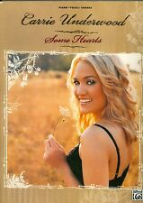 Carrie Underwood songbook sheet music Some Hearts Jesus Take the Wheel