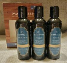 Marrakesh For Men 3pc Travel Kit 2N1 Shampoo/Body Wash, Styling Gel, Shave Cream