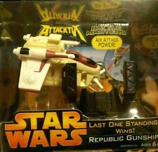 Star Wars Attacktix BATTLE MASTERS REPUBLIC GUNSHIP