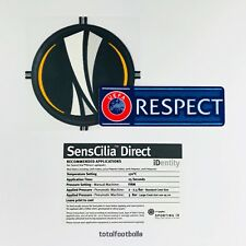 Starball Respect patch badge SportingID Official  Uefa Europe League Set Shirt