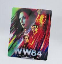 WW84 WONDER WOMAN Glossy Steelbook Magnet Cover Postcard Poster (NOT LENTICULAR)