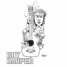 Roy Harper & Jimmy Page 1984 - Whatever Happened to Jugula? CD
