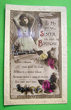 Birthday Posted Collectable Greeting Postcards