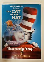 DR. SEUSS' The Cat In The Hat (FULL FRAME Edition) - DVD