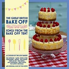 Great British Bake O - Great British Bake Off: Songs from Bake Off Tent [New CD]