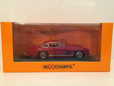 Minichamps 940039001 Mercedes 300 SL Coupe 1955 Rojo maxichamps