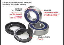 All Balls / Moose Racing  Wheel Bearings and Seals Kit 25-1025 Suzuki / Yamaha