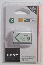 Brand New! Genuine - Sony NP-BX1 Rechargeable Battery Pack - 1240 mAh