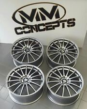 18 Zoll UA4 Alu Felgen für Audi A4 B8 A6 4G Mercedes C W204 CLS W218 E W212 W245