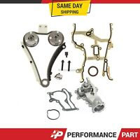Timing Chain Kit Water Pump Fit 11-15 Chevrolet Cadillac Buick 1.4L LUJ LUV LUU
