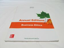 Annual Editions: Business Ethics, 27/e
