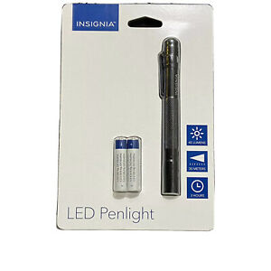 INSIGNIA: LED Penlight 45 Lumens Tactical, Brand New!.
