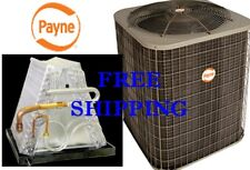 4 Ton R-410A 14SEER Mobile Home Condensing Unit / Evaporator Coil Combination