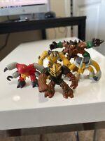 Giochi Preziosi Gormiti Mini Figure Monster Toy Lot Of 5