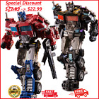 """OPTIMUS PRIME ACTION FIGURE 7""""  TRANSFORMERS ALLOY LEVEL V NEW KO GIFT MOVIE TOY"""