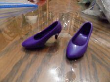princess diana doll purple shoes