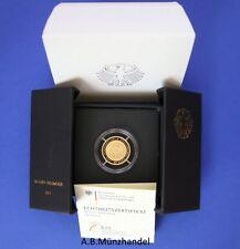 Reformation Religion Münzen Der Brd In Euro Währung Aus Gold