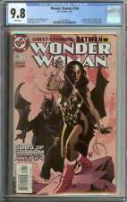 WONDER WOMAN #166 CGC 9.8 WHITE PAGES